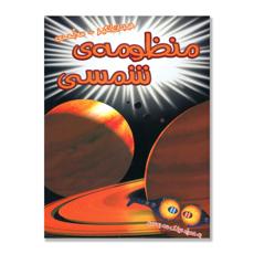 تصویر منظومه شمسی