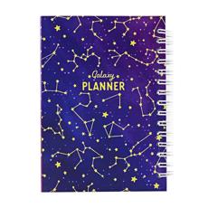 تصویر دفتر برنامه ریزی آبرنگ مدل planner